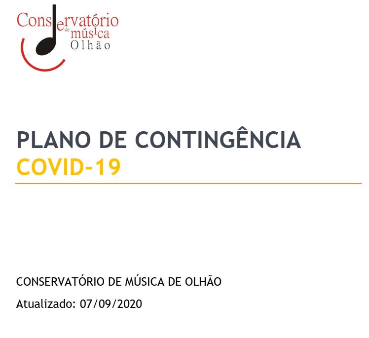PLANO DE CONTINGÊNCIA COVID-19 CMO 2020-21